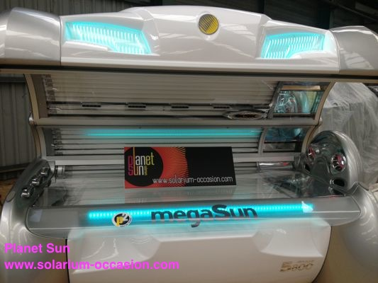 megaSun 5800 Ultra Power solarium occasion