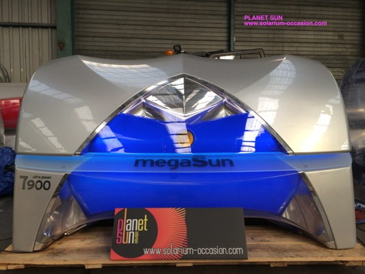 megaSun 7900 Ultra Power Cpi solarium occasion