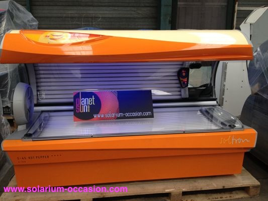 Soltron Hot Pepper solarium occasion
